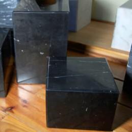 Sokkel Zwart Marmer